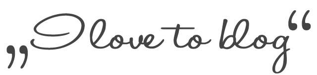 i love to blog shortstories