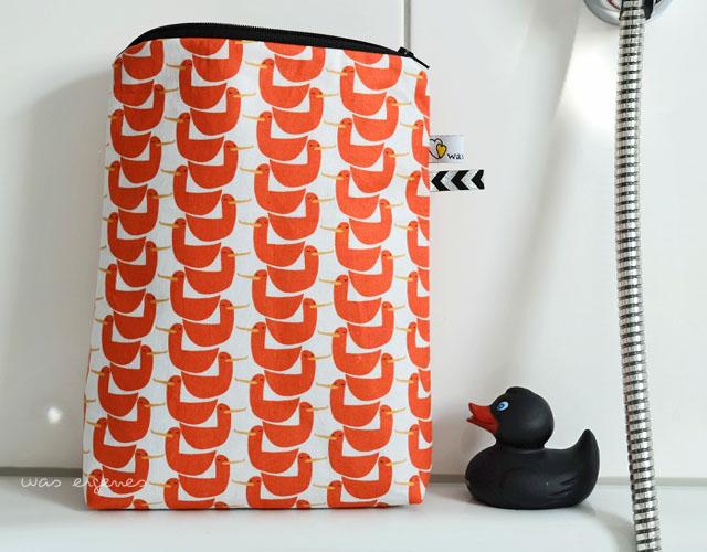 DIY Shampoo Tasche | nähen & Selbermachen | was eigenes DIY Blog