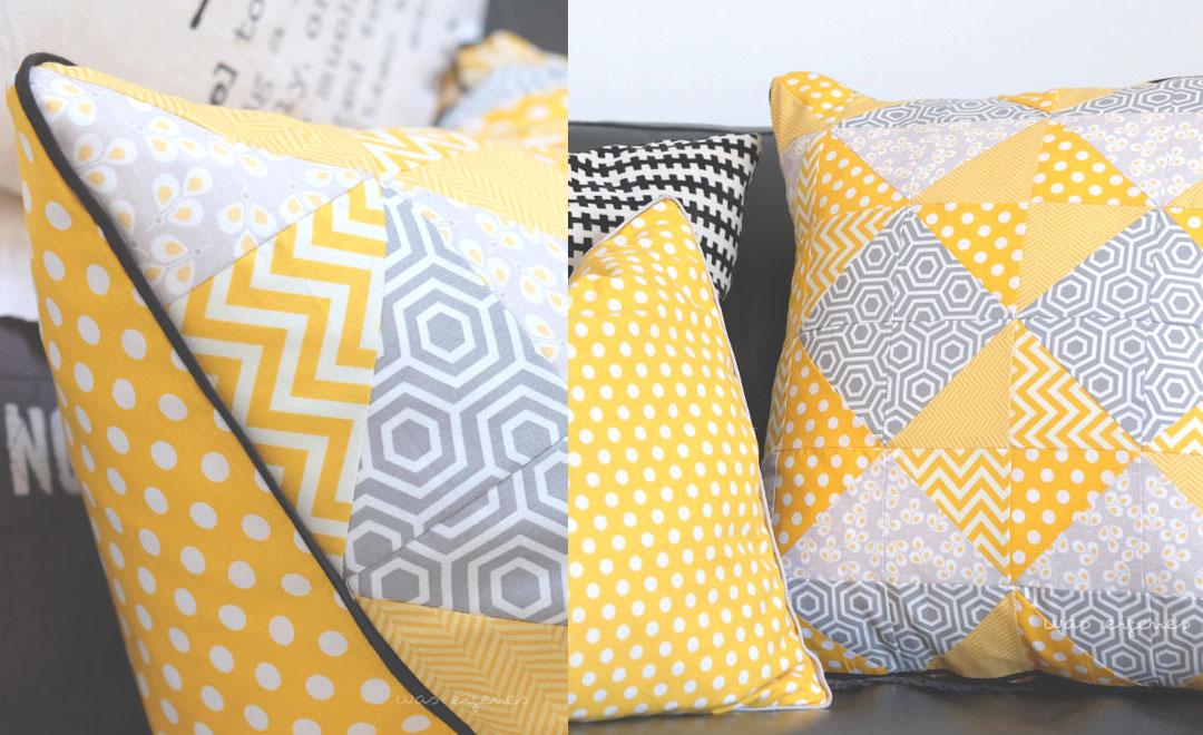 ich habe ein neues patchwork kissen und ich habe alle meine fotos wieder. Black Bedroom Furniture Sets. Home Design Ideas