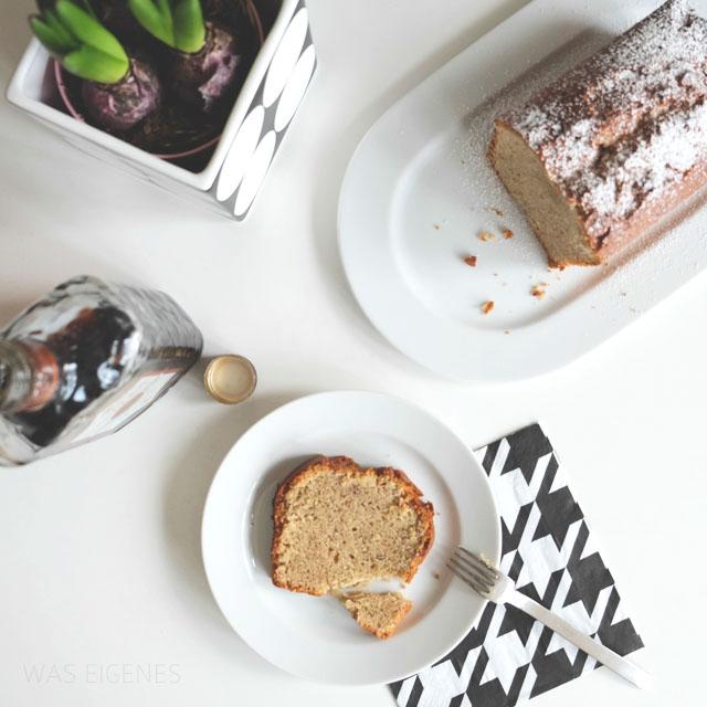 Rezept: Amaretto Nusskuchen | was eigenes blog