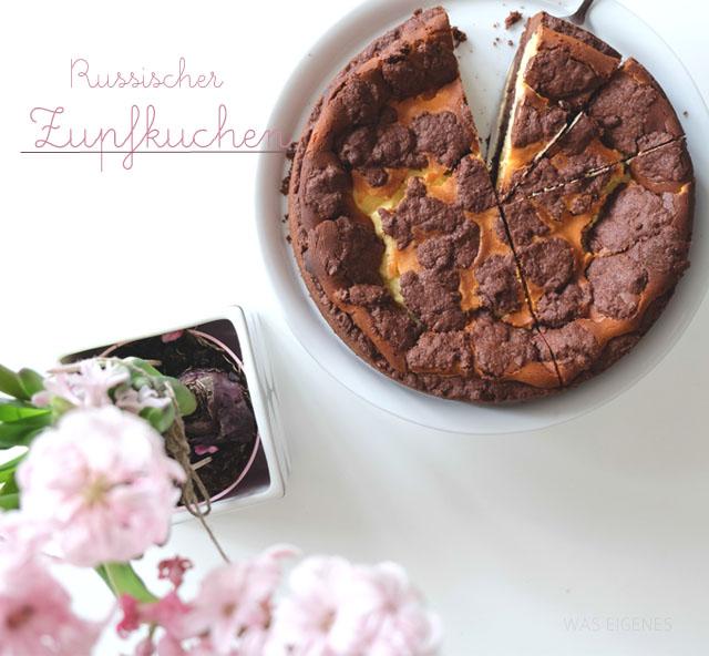 Rezept: Russischer Zupfkuchen | waseigenes.com