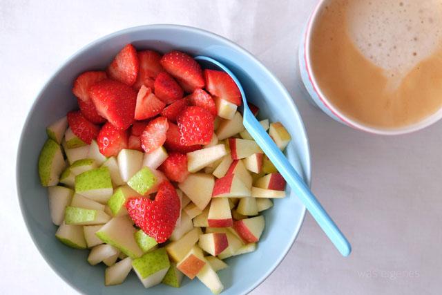 Obstsalat zum Frühstück | Wir aus der Region | 7 x regional | waseigenes.com