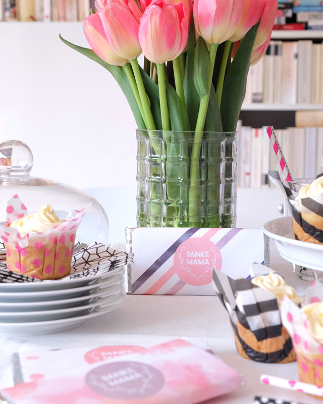 Rezept Eierlikör Cupcakes | Muttertag | waseigenes.com