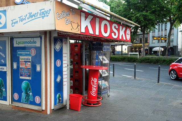 Kölner Büdchen | Kiosk | Sülzburgstrasse Köln | waseigenes.com