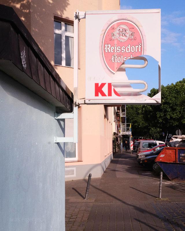 Kölner Büdchen | Kiosk | Lotharstrasse Köln | waseigenes.com
