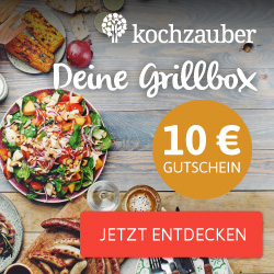 Kochzauber | Deine Grillbox | 10,- € Rabatt