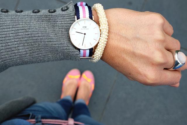 Daniel Wellington Uhr | Giveaway | Verlosung | Swatch |was eigenes Blog