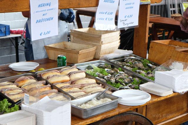 Fischmarkt Am Tanzbrunnen Köln