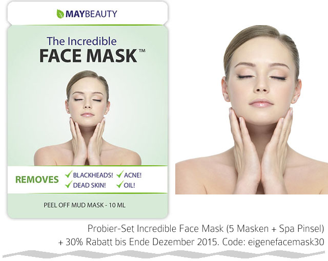 Giveaway  Maybeauty   Face Mask   waseigenes.com