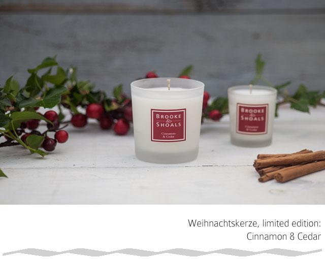 Giveaway Brooke & Shoals | candle | waseigenes.com