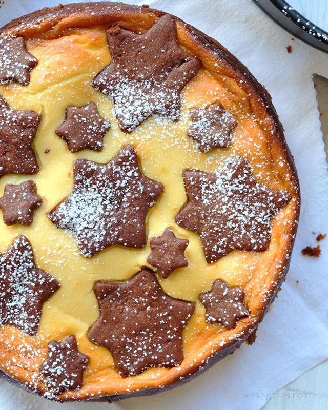 Rezept: Russischer Zupfkuchen | Sternekuchen | Weihnachtensbäckerei | waseigenes.com