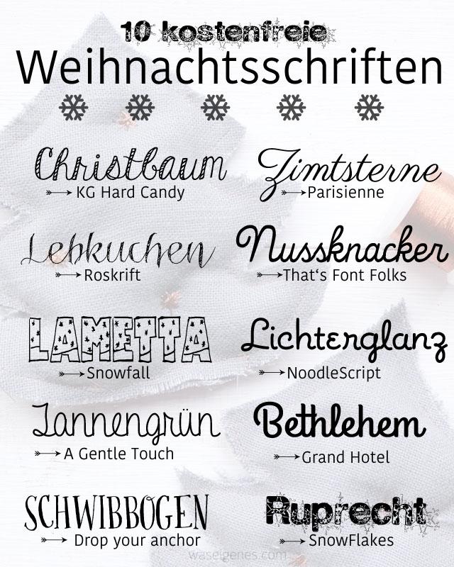 10-kostenfreie-Weihnachtsschriften-schoene-Weihnachtsschrift-waseigenes.com