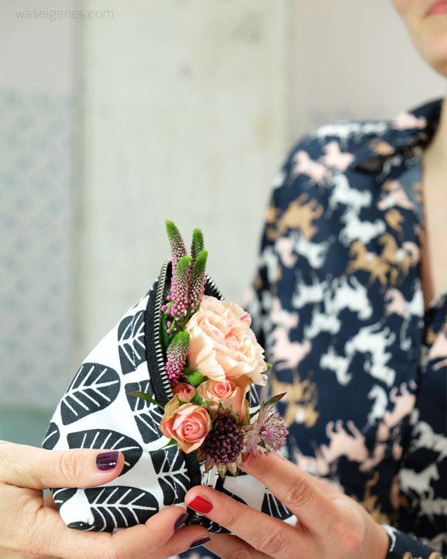 Dreieck Taeschchen | Blumen | natuerlichschoeneAugenblicke | waseigenes.com 1