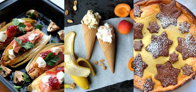 waseigenes.com Chicorree | Eis | Sternchenkuchen