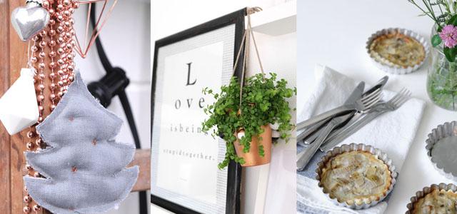 waseigenes.com Leinen Weihnachtsbaeumchen | Pflanze | Chicorree Tartletts
