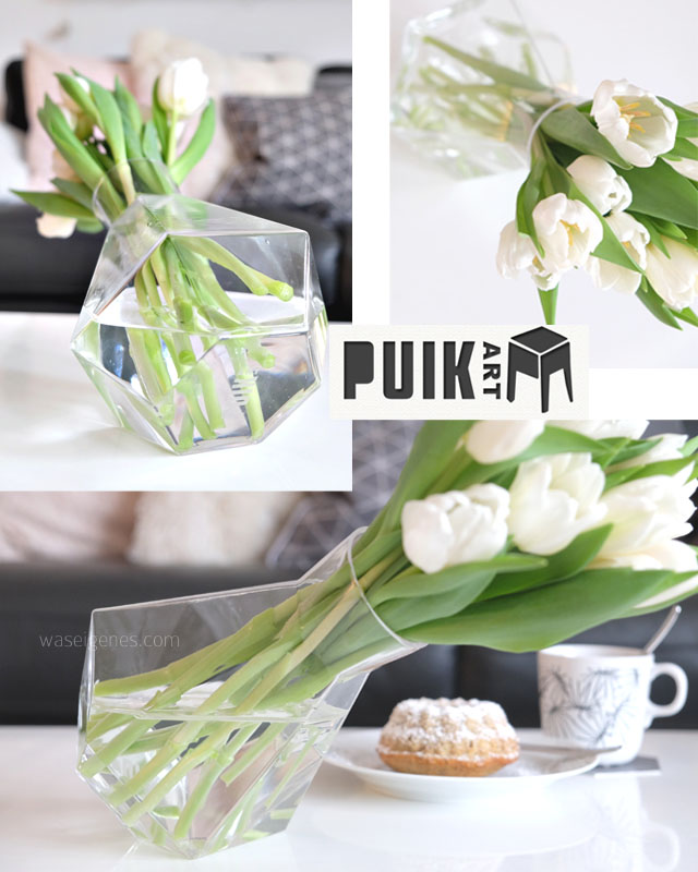 Giveaway Puik-Art RARE Design Karaffe Vase | waseigenes.com