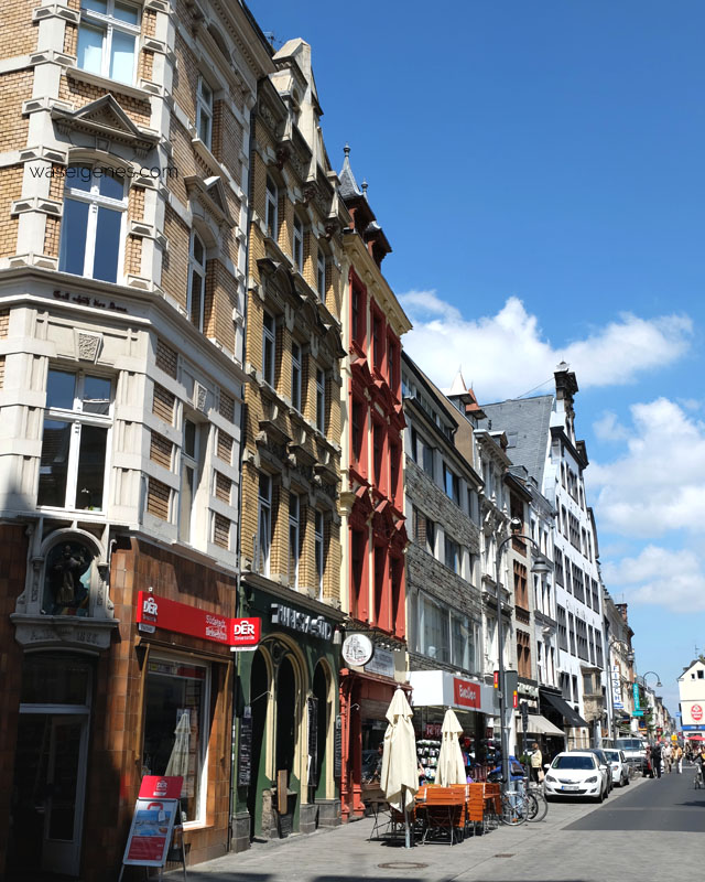 Koelner Suedstadt | Severinsstrasse | waseigenes.com