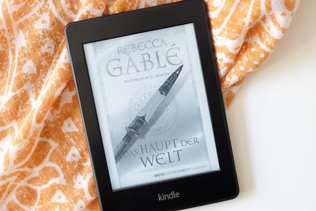 Das Haupt der Welt von Rebecca Gablé | Buchtipp | waseigenes.com