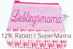 Shop Widget Rabatt Muttertag 2016 | Geschenkideen für Mama | Code- SuperMama