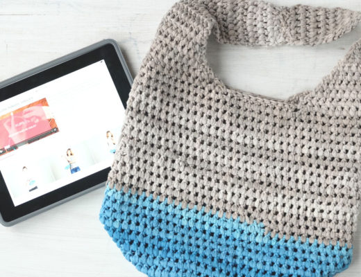 Häkeltasche Hailey | Meisterclass Online Kurs | DIY | Sommertasche & Beutel | waseigenes.com
