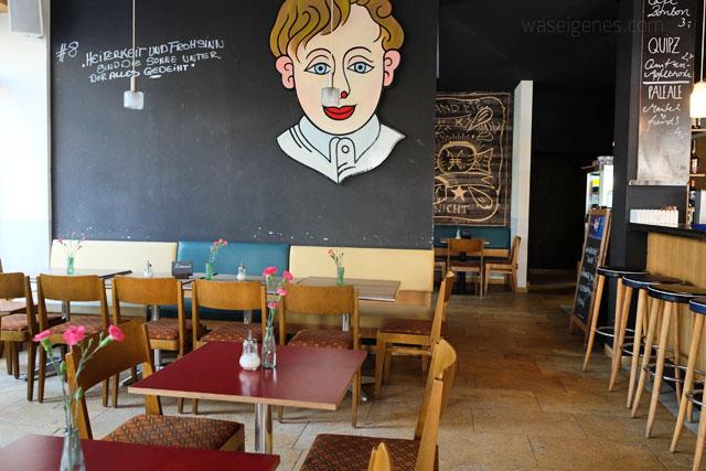 Ein Wochenende in Leipzig | waseigenes.com | Café Cantona | Frühstück