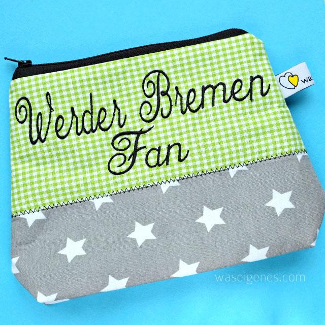 Schminktaeschchen | Sterne | Werder Bremen | waseigenes.com