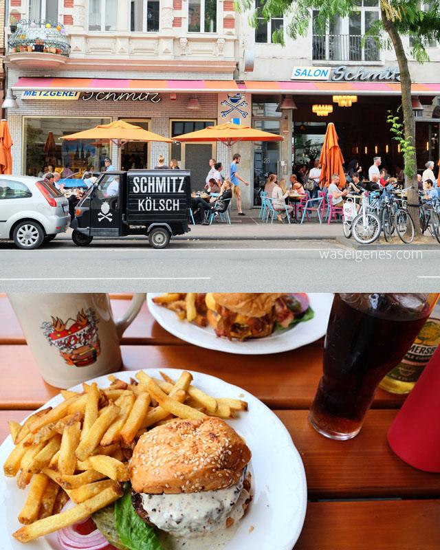 KOELN | Salon Schmitz | Metzgerei Schmitz | The Bird Burger | Restauranttipps | waseigenes.com