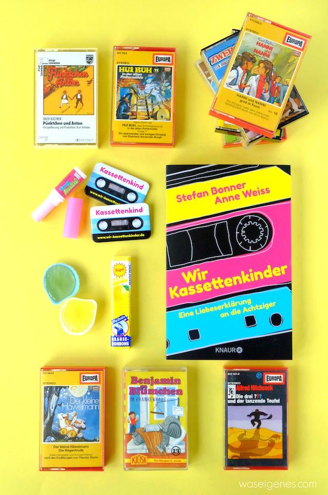 Ich bin ein Kassettenkind | Wir Kassettenkinder | Kinder der Achtziger | waseigenes.com