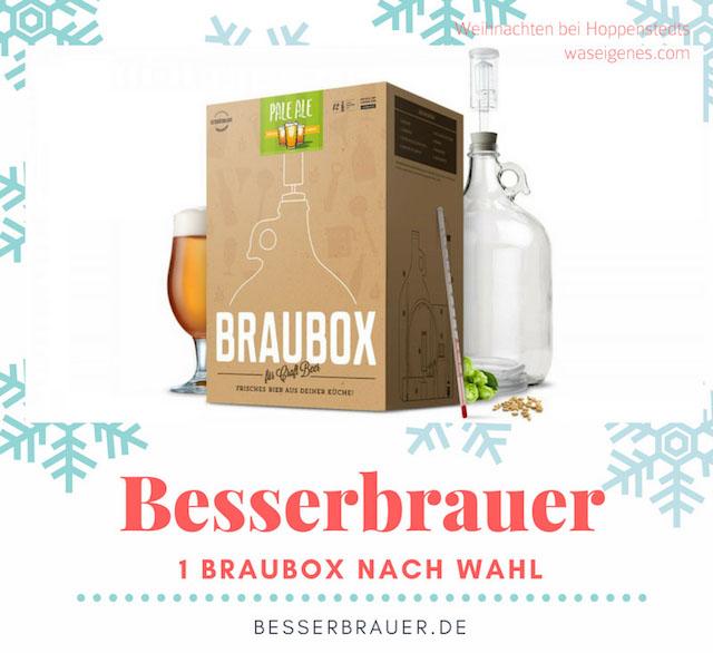 Weihnachten bei Hoppenstedts | Adventskalender 2016 | waseigenes.com | Besserbrauer