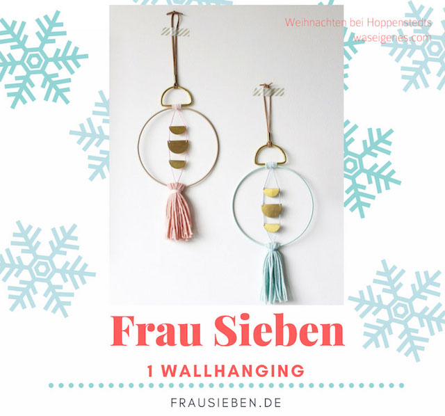 Weihnachten bei Hoppenstedts | Adventskalender 2016 | waseigenes.com | Frau Sieben