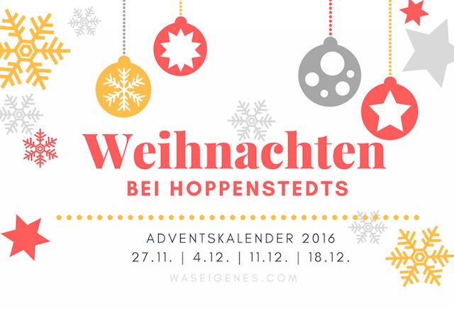 Adventskalender 2016 | waseigenes.com