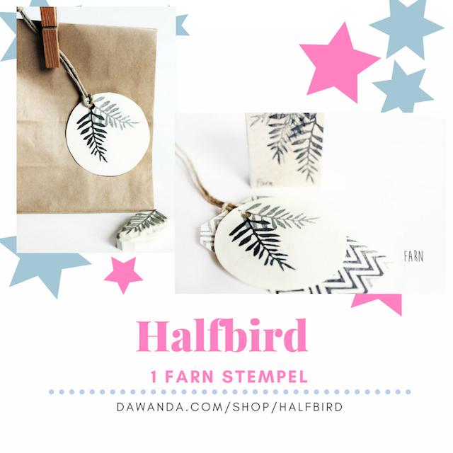 Adventskalender 2016 | waseigenes.com | Halfbird