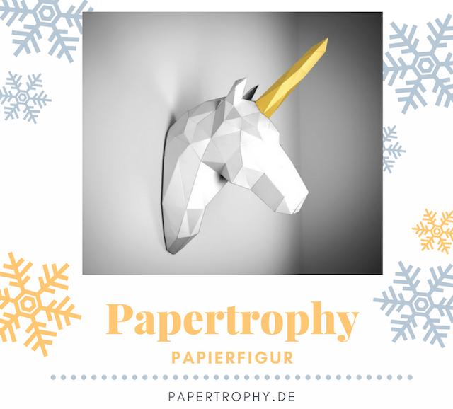 Adventskalender Weihnachten bei Hoppenstedts waseigenes.com Blog | Papertrophy