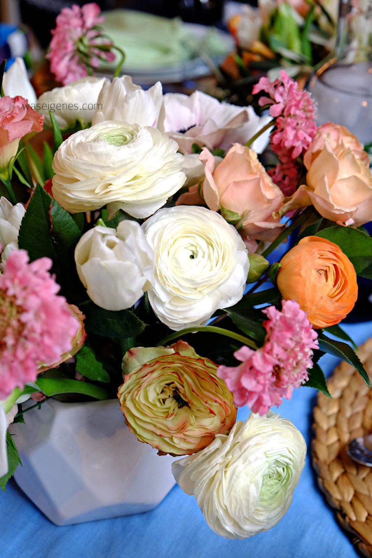 Blumenstrauß | #starthappy | Kick Off Event Alpro & Sistermag | waseigenes.com