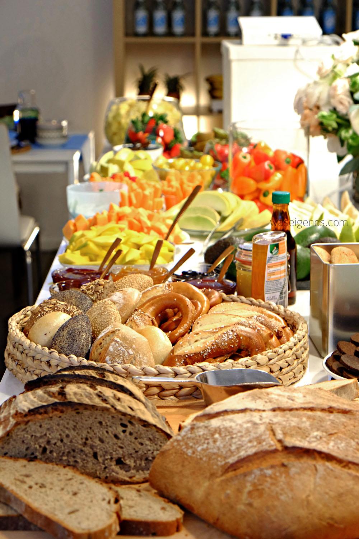 Frühstücksbuffet | #starthappy | Kick Off Event Alpro & Sistermag | waseigenes.com