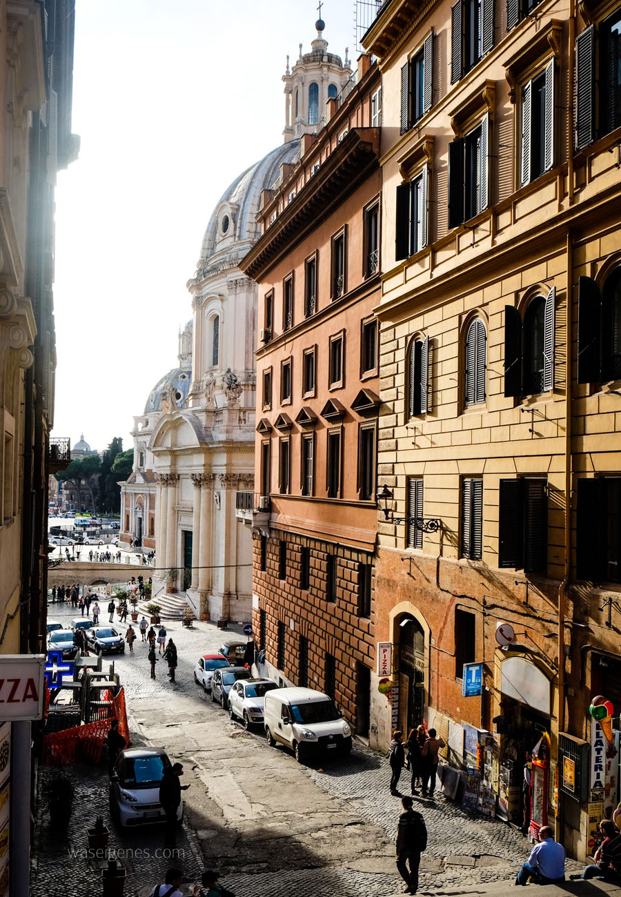 Rom | ewige und heilige Stadt | Italien | Kurzurlaub | waseigenes.com | Piazza Venezia