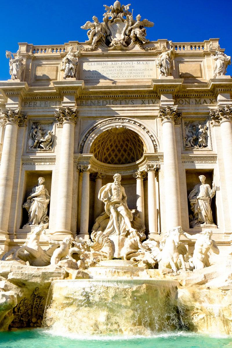 Rom | Spanische Treppe & Trevi Brunnen | Reisebericht | waseigenes.com