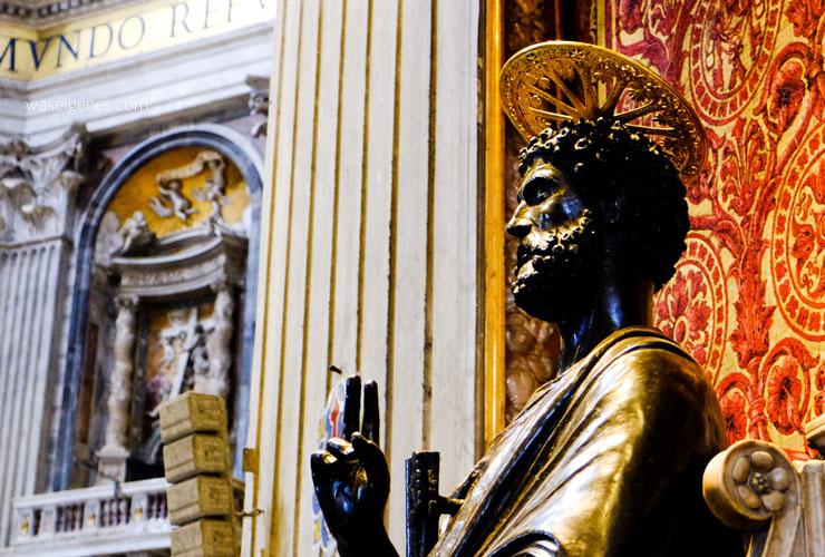 Rom: Der Petersdom in Rom | waseigenes.com DIY Blog