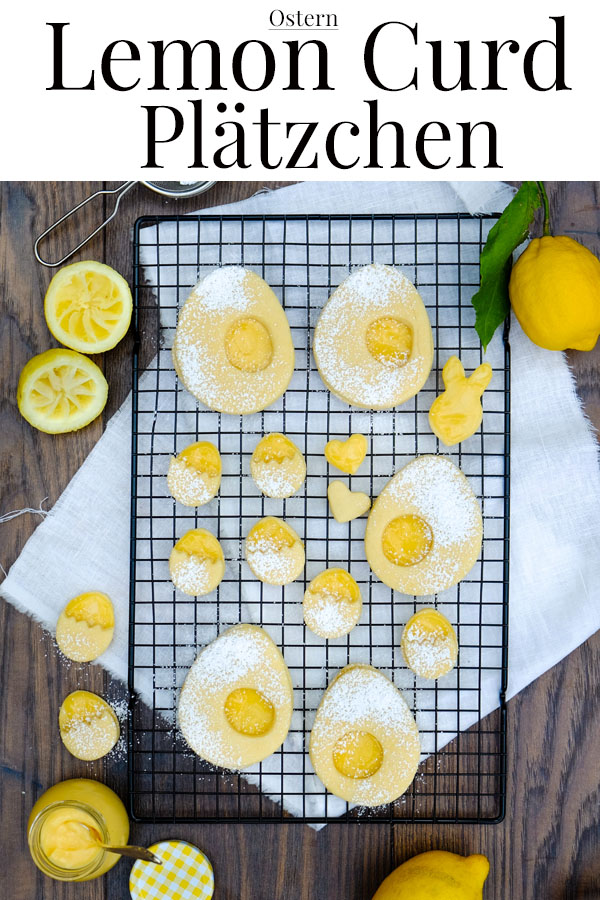 Rezept Plätzchen Ostern: Lemon Curd Plätzchen, #Lemoncurd #Ostern #Osterplätzchen #Plätzchen #backen #Rezept #Thermomix waseigenes.com