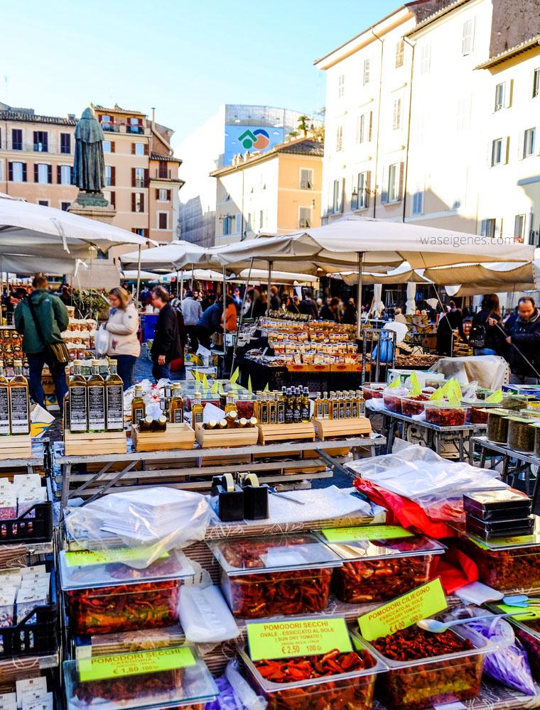 Travel Rom: Campo de' Fiori | waseigenes.com