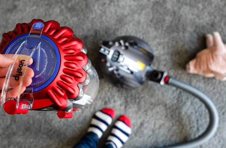Mein neuer Staubsauger: Dyson Big Ball Parquet & Mollie | waseigenes.com