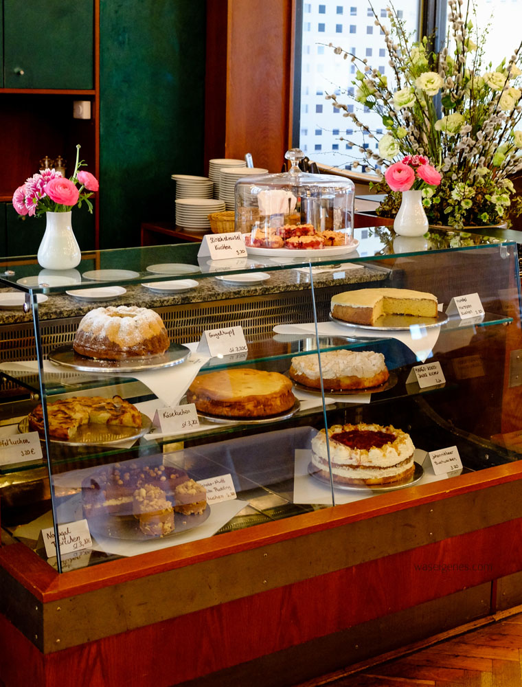 Wochenendtrip Berlin | Café Restaurant Hackescher Hof | waseigenes.com