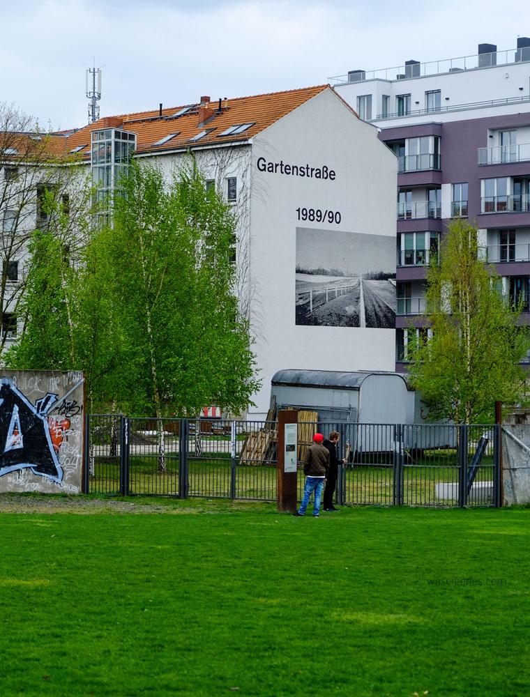 Wochenendtrip Berlin | Gedenkstätte Berliner Mauer Bernauer Strasse | waseigenes.com