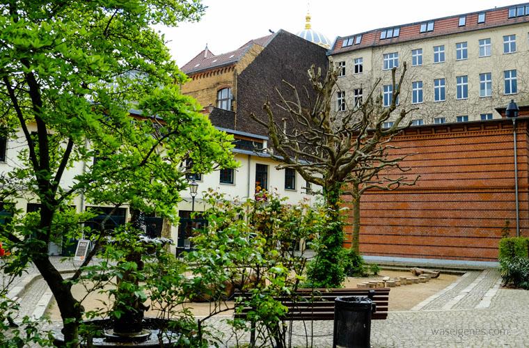 Wochenendtrip Berlin | Heckmann Höfe | waseigenes.com | Berlin Familientrip #waseigenes #we #berlin #familientrip