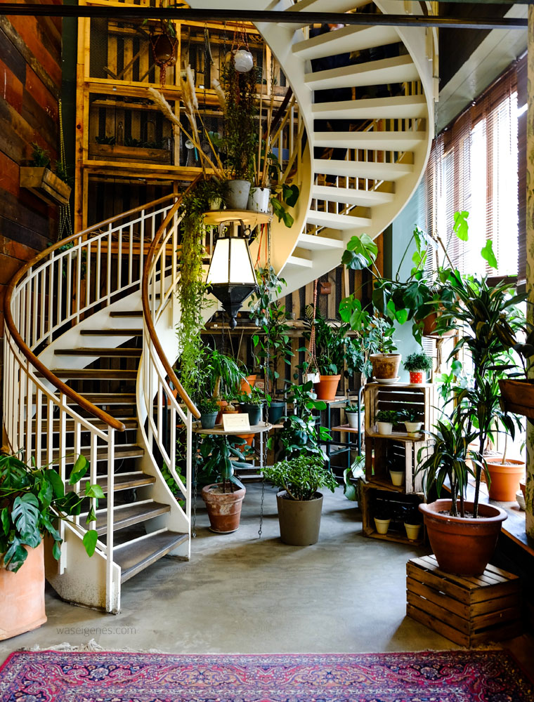 Wochenendtrip Berlin | House of small wonder | urban jungle | waseigenes.com
