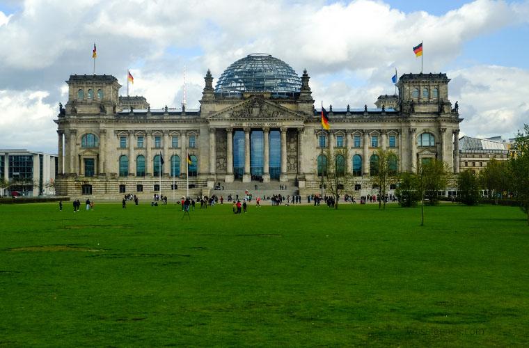 Wochenendtrip Berlin | Familien Trip | Reichstag Deutscher Bundestag | waseigenes.com