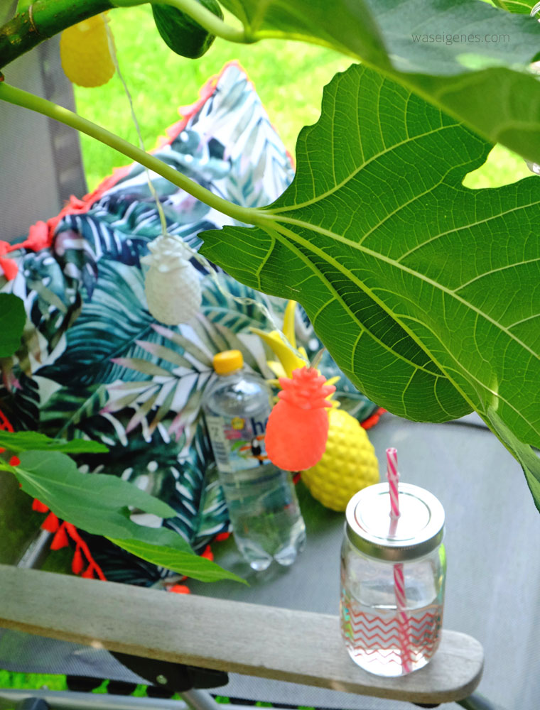 Gartenoase | pina cabana Oase | waseigenes.com