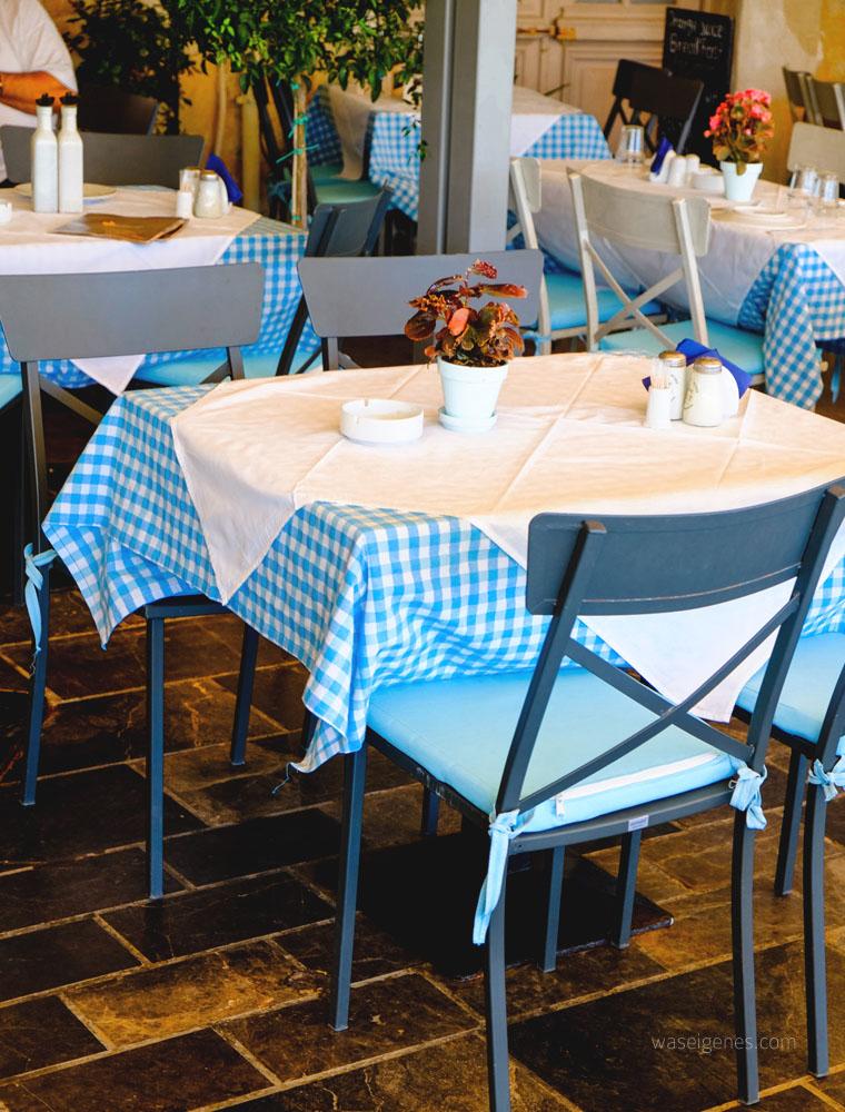 Kreta | Crete | Chania | Hafenrestaurant | waseigenes.com
