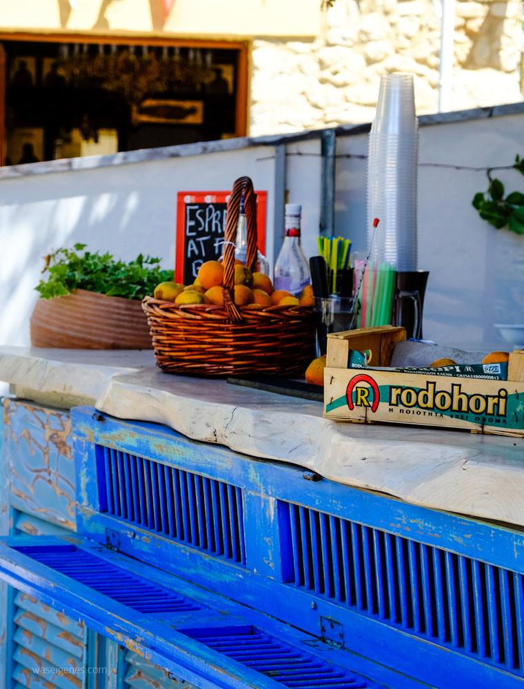 Kreta: Hippie Dorf Matala | waseigenes.com