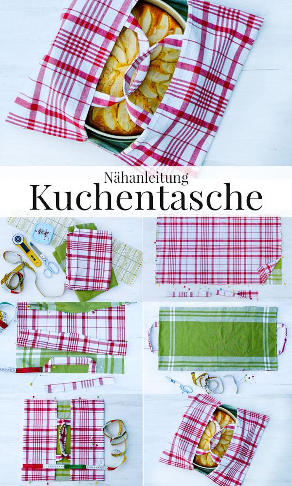 Nähanleitung Kuchentasche #DIY #Nähanleitung #Kuchentaschen #SchrittfürSchritt waseigenes.com